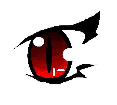 Anime Demon Eye Randomness Awesomeness Pinterest