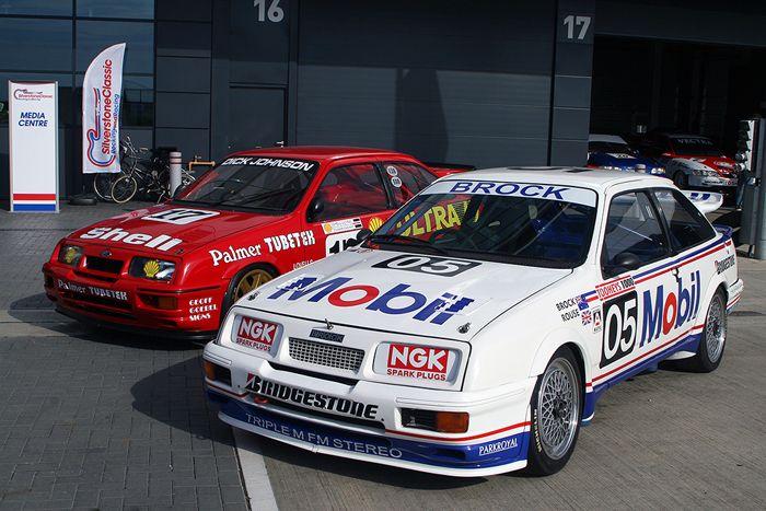 Sports Cars 80s Double Sierras