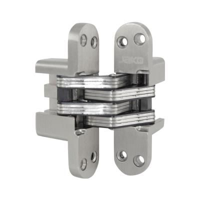 Jako Architectural Hardware 1 1 8 In X 4 5 8 In Concealed Hinge Bc11828 In 2020 Door Hinges Concealed Hinges Single Doors