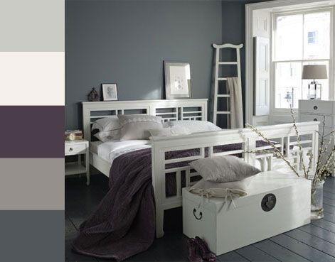 Mandara Off White Bedroom Furniture Collection #colour #mood #board