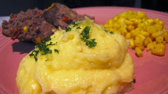 ben s garlic cheddar mashed potatoes recipe food com recipe in 2020 cheddar mashed potatoes mashed potatoes garlic cheddar pinterest