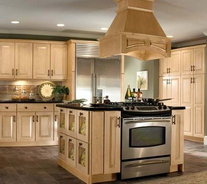 Built In Kitchen Island With Cooktop Kitchens Pinterest Kitchens Build Kitchen Island And