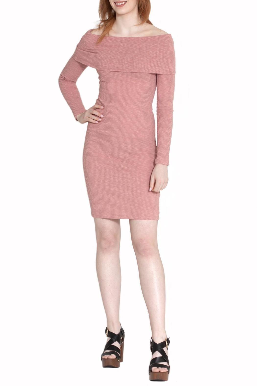 Cherish Off Shoulder Bodycon Dress   Dresses, Bodycon dress