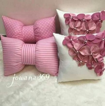 Decorative Pillows Give An Attractive Appearance To Your Rooms -   17 diy Pillows designs ideas