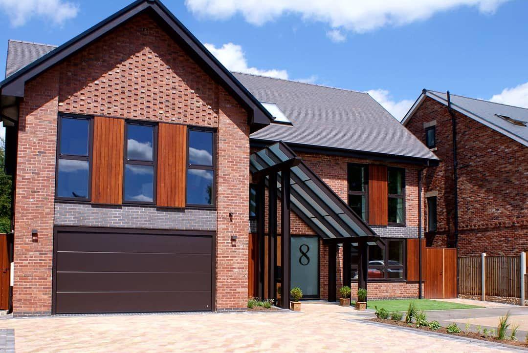 Ryterna Sectional Ral 8019 Sectional Garage Doors House
