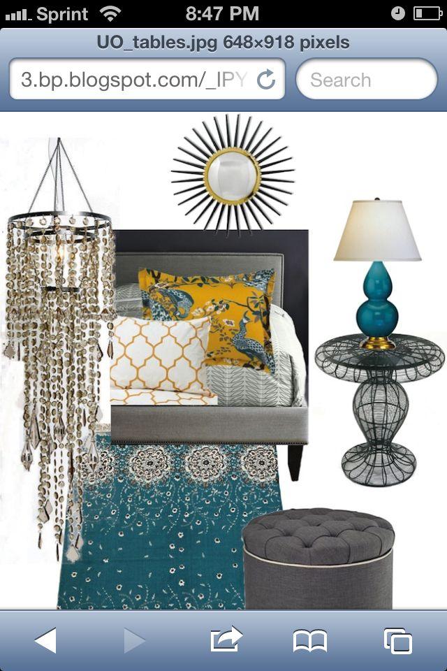African Bedroom Design Ideas   Moroccan bedroom, African ...