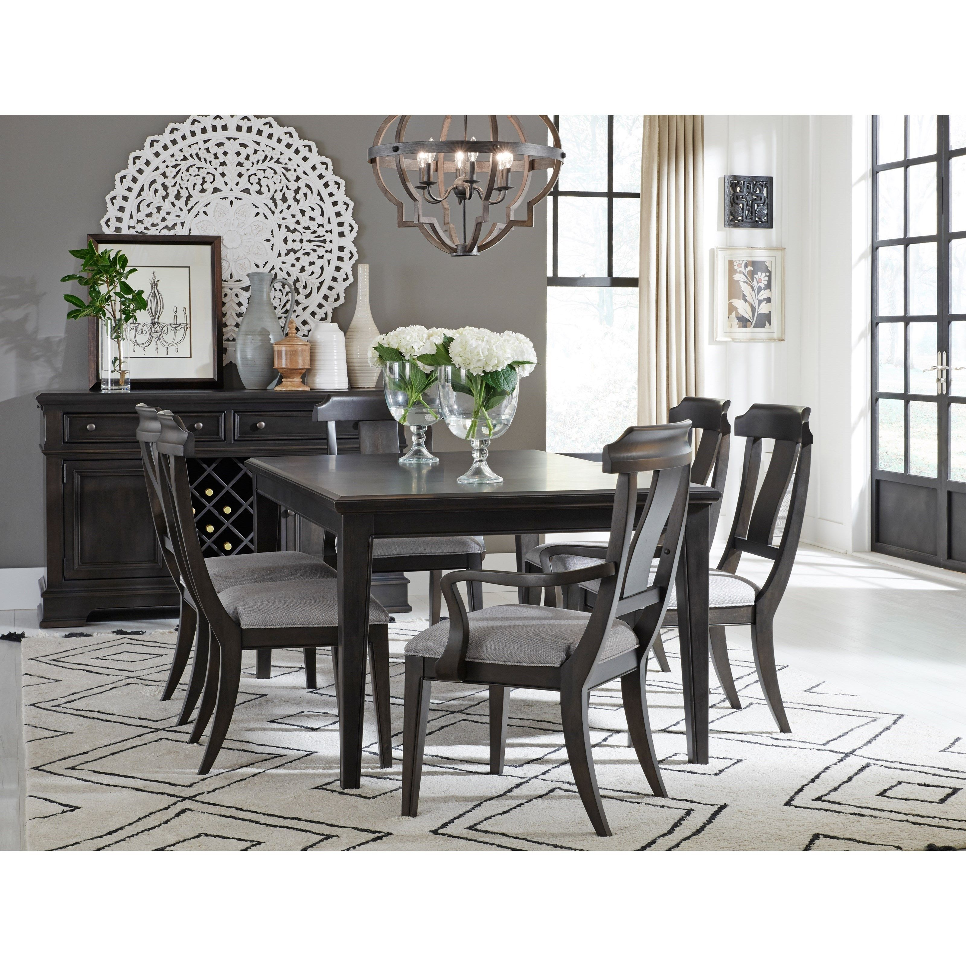 Formal Dining Group By Legacy Classic Wolf Furniture Dining Room Design Interior Design Dining Room Luxury Dining Room Dining rooms legacy classic