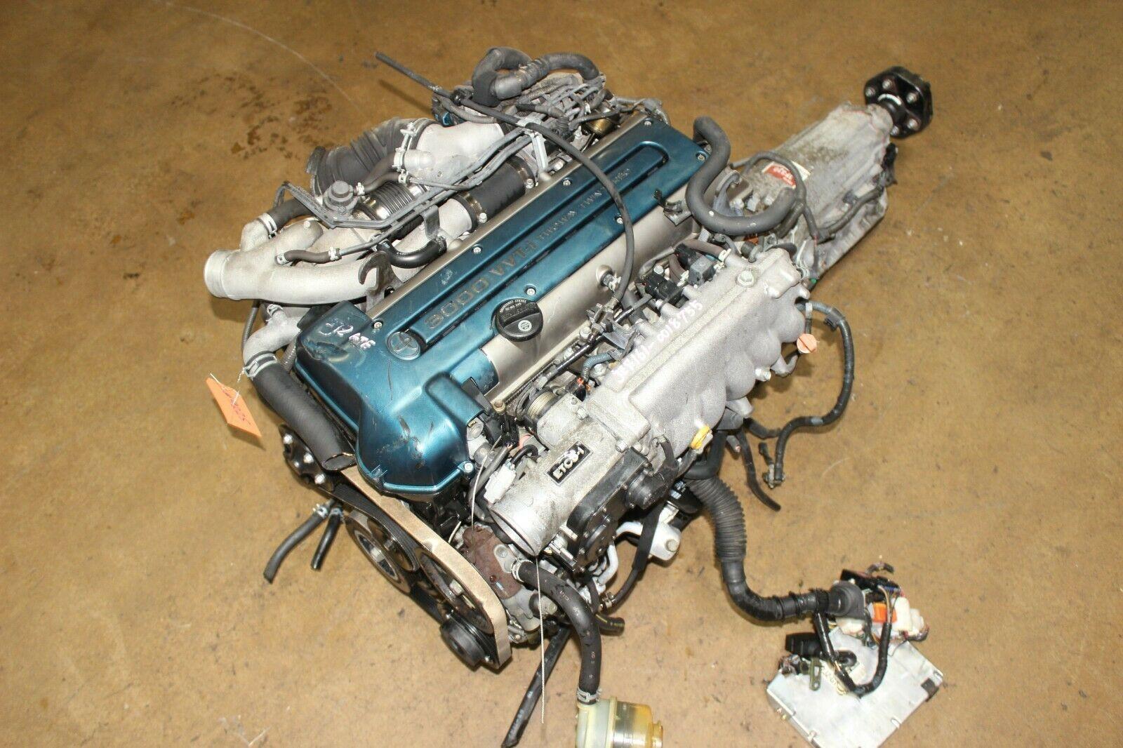2jzgte Engine In 2020 Toyota Supra Supra Toyota