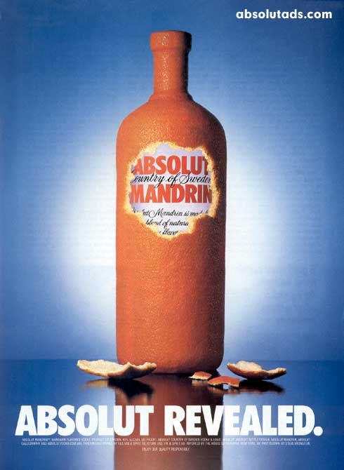 Absolut Revealed Poster