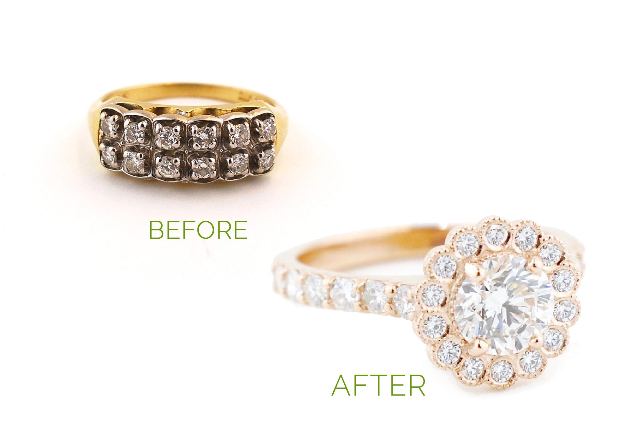 Creating New Jewelry From Old Jewelry Old Jewelry Jewelry