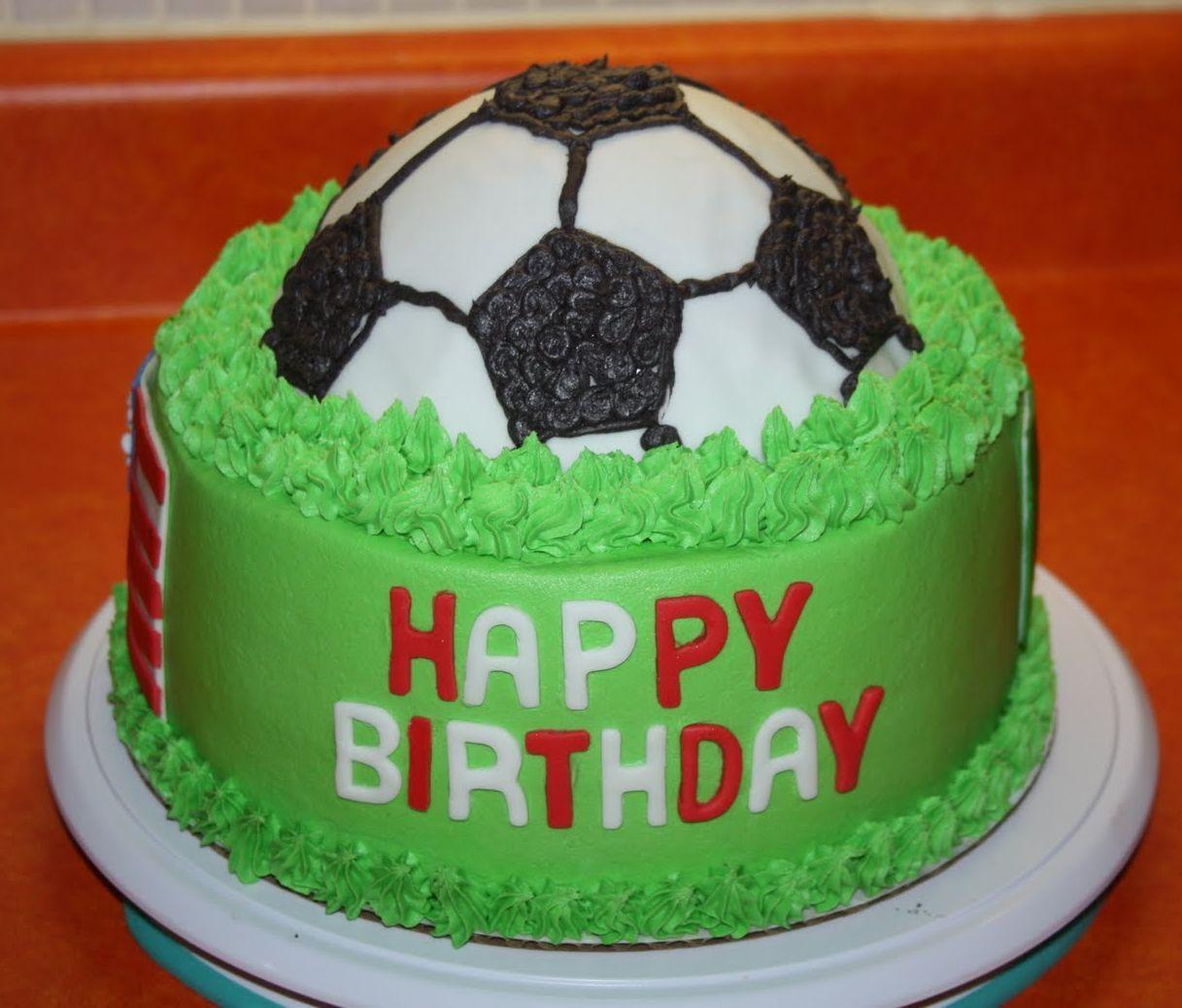 soccer cake Cake ideas Pinterest Soccer cake Cake and Food
