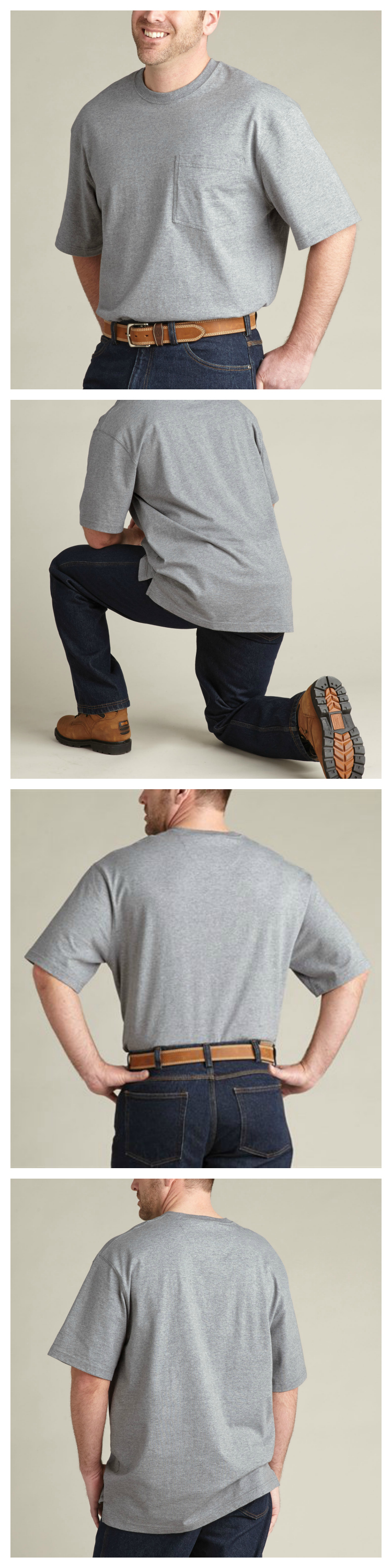 Need tall T-shirts or long shirts to cover your keister? Meet the ...