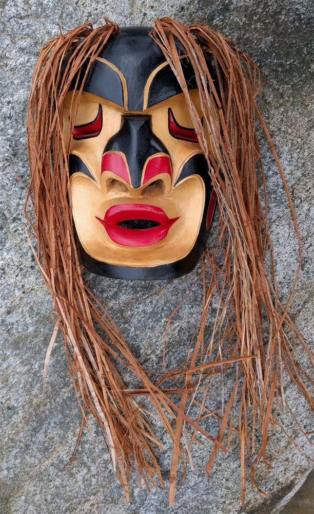 Northwest coast first nations bc canada native art cedar