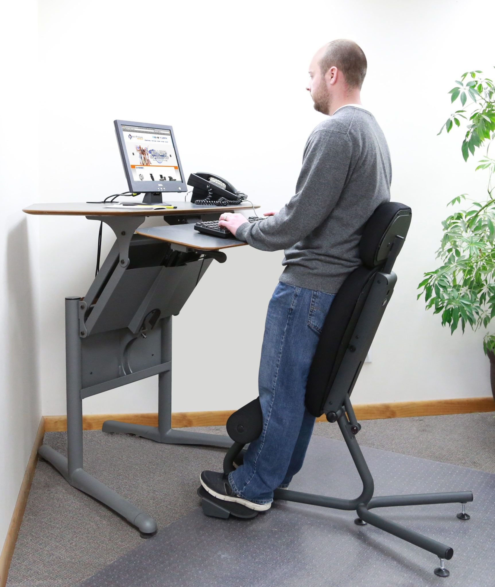 Kneeling Chair Or Standing Desk httpi12managecom Pinterest