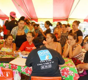La semaine du micro-crédit aux Iles Sous le Vent