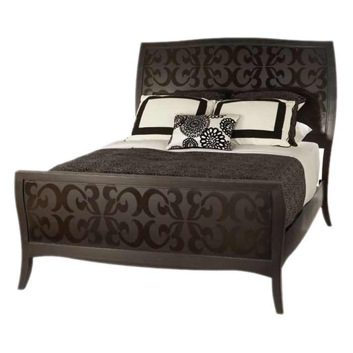 Belle Noir Collette King Bed  Love This Bedframe