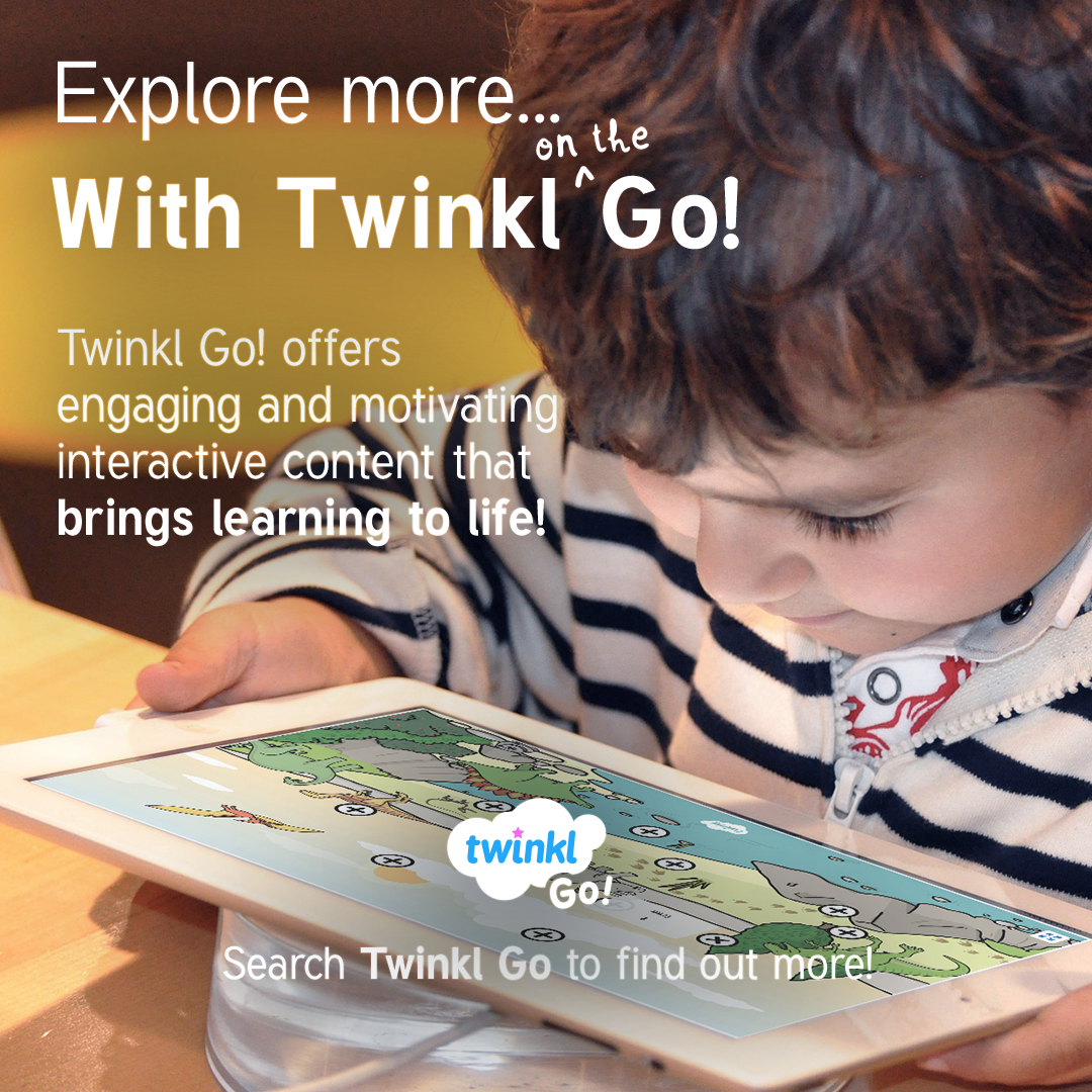 Twinkl Go Is A Digital Learning Platform Like No Other