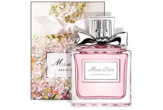 Miss Dior Blooming Bouquet, Miss Dior, Musk