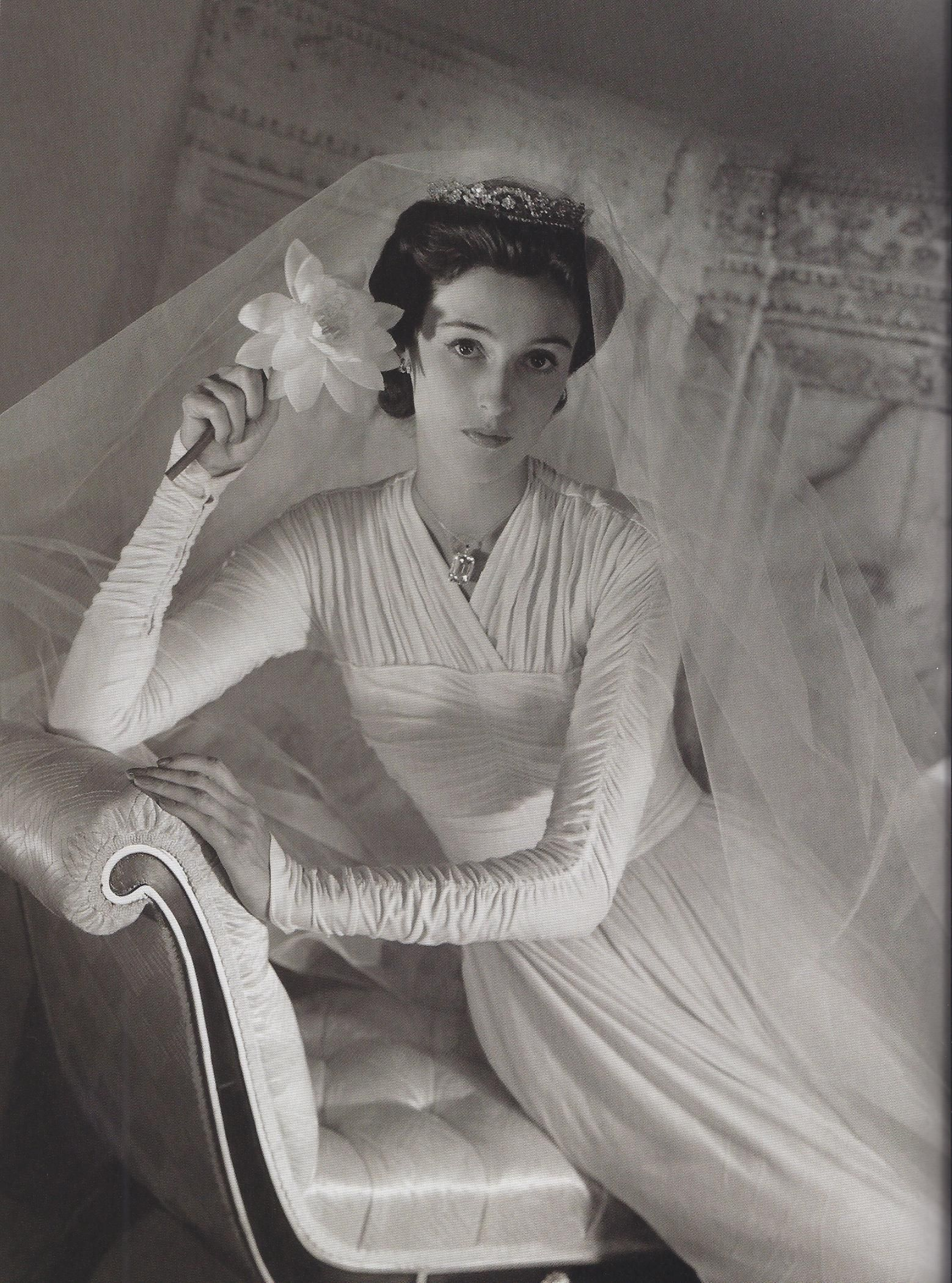 Us wedding gown by mabel mcilvain downs found in