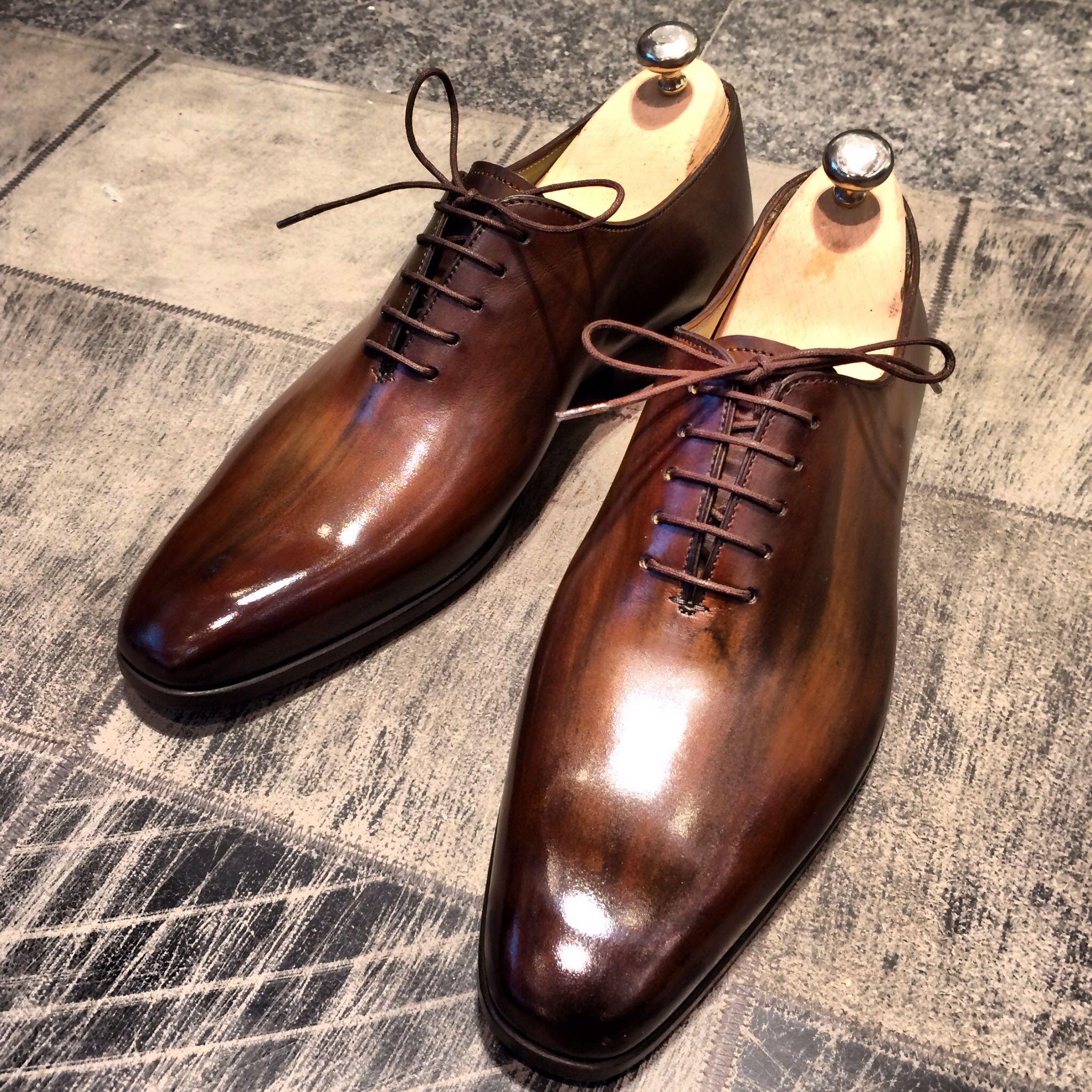 ce15f0a9f9cd45 Jmlegazel / Carlos Santos | Men Shoes | Dress shoes, Leather dress ...