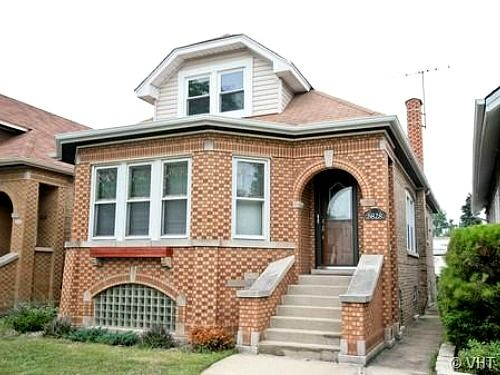 A Closer Look at Chicago Bungalows | My Dream House | Pinterest
