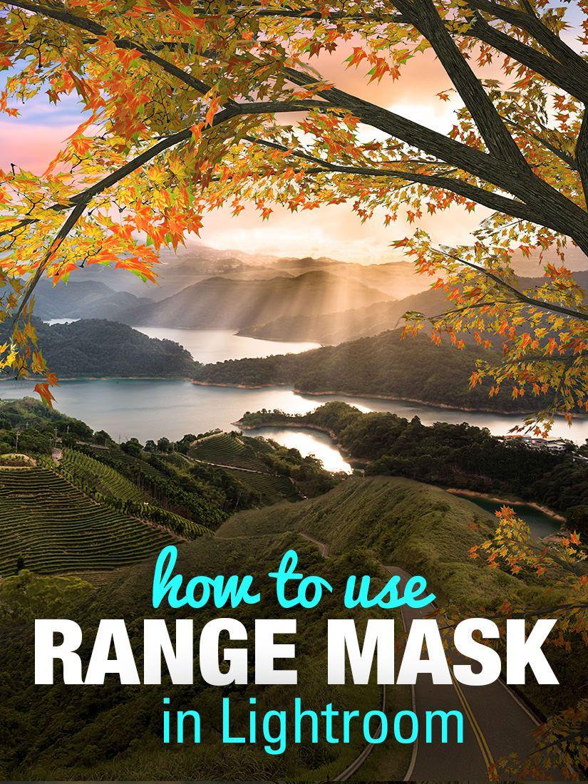 How to use range mask in lightroom