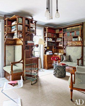 Small Home Liry Designs. Mini Homes Designs, Bedroom Designs ...