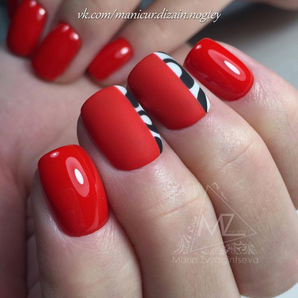 Pin by Miriam Salinas on Nails | Pinterest | Manicure, Nail nail and ...