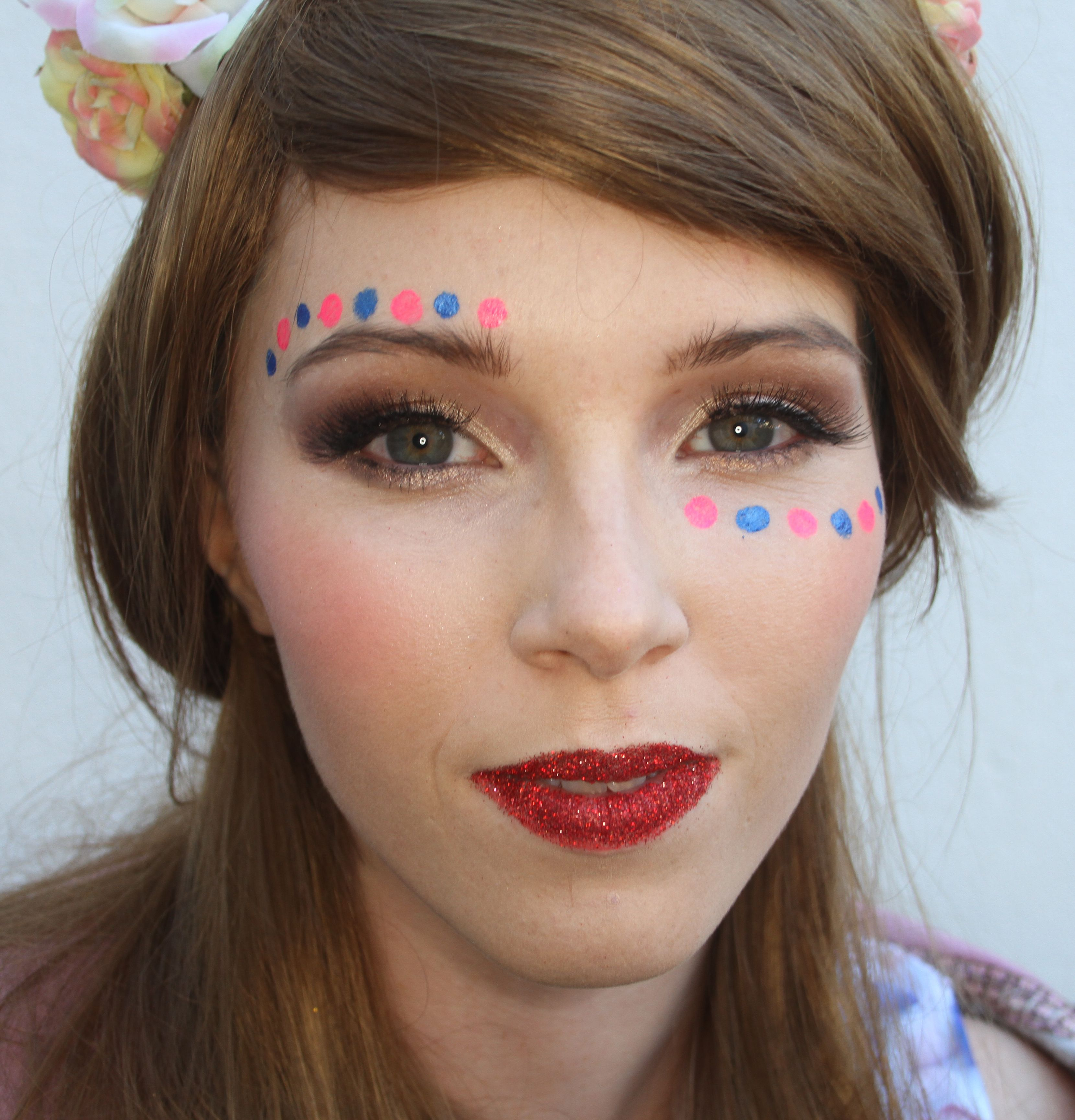 Jax-Glam Beauty Face Art Small Dots   Face Painting & body ...
