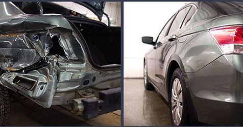 Auto Body Damage Repair Rust Proofing And Top Class Finishing Call 9545565706 Today Auto Body Shop Auto Body The Body Shop