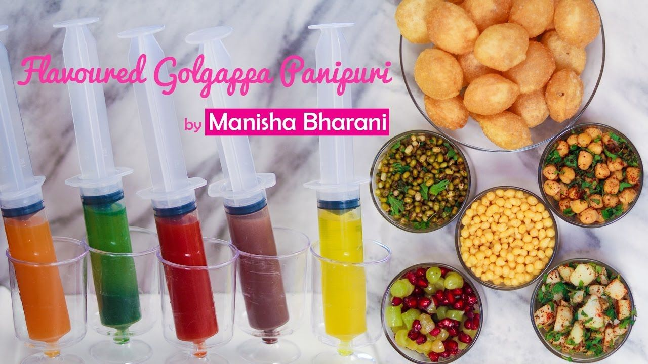 Golgappa pani puri how to make flavored panipuri puchka gupchup golgappa pani puri how to make flavored panipuri puchka gupchup holi special indian recipe forumfinder Images