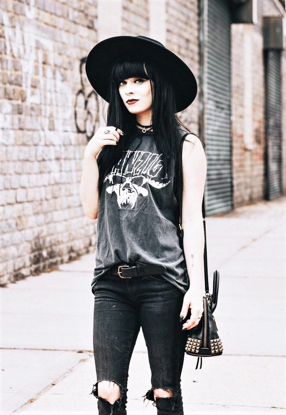 awesome wicca inspired outfits danzig gothic clothing and