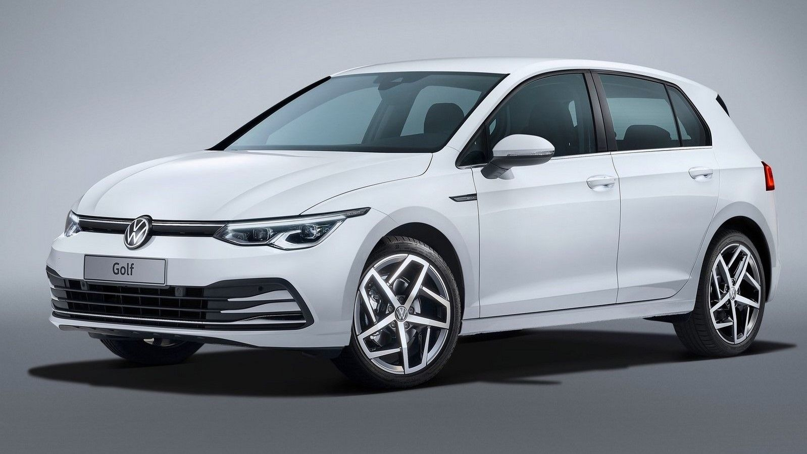 The Golf Mk8 2020 Comes With A Remodeled Version Of The Mbq