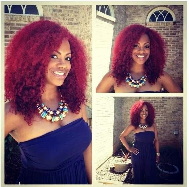 Its a weave but wow love the colour. Great way to experiment...:)