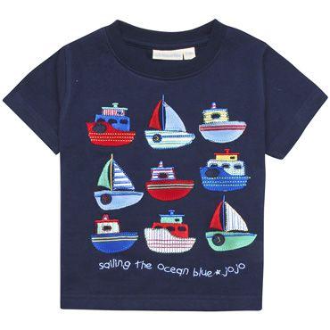 Beach Trip Boats Kids Sailboat Shirt Boys Sailboat Sketch Sailboat Embroidered Shirt Summer Shirt Personalized Sailboat Shirt