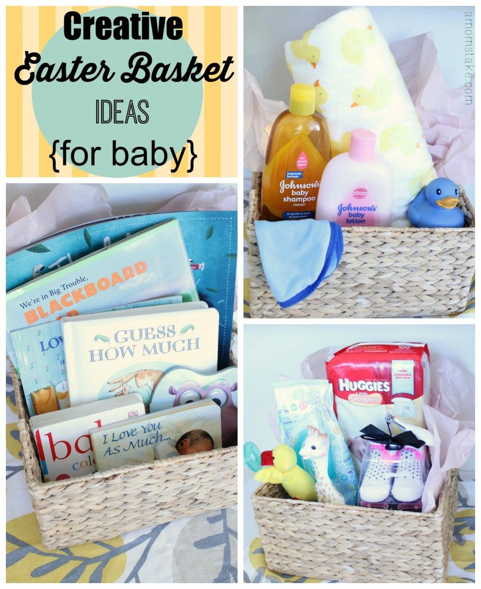 Creative easter basket ideas for baby creative easter basket ideas fun and creative easter basket ideas for the special baby in your life negle Images