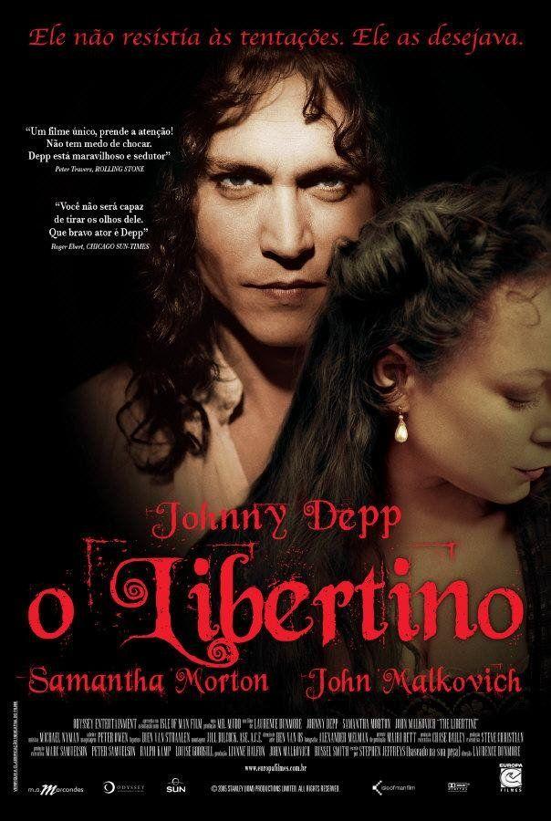 My Movies Rosana Raven O Libertino Depp