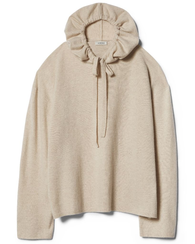 on sale e5416 4ebbe Albe cashmere hoodie in 2019 | SF | Cashmere hoodie, Hoodies ...