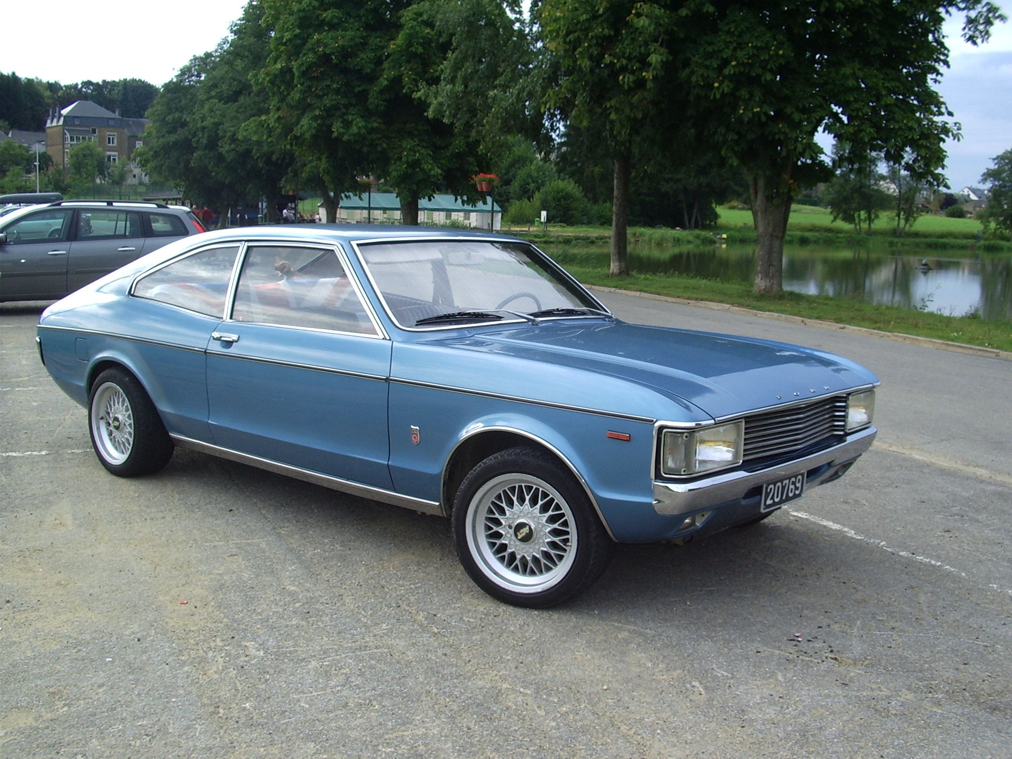 Pin By Mika Kataja On Ford Ford Granada Ford Classic Cars