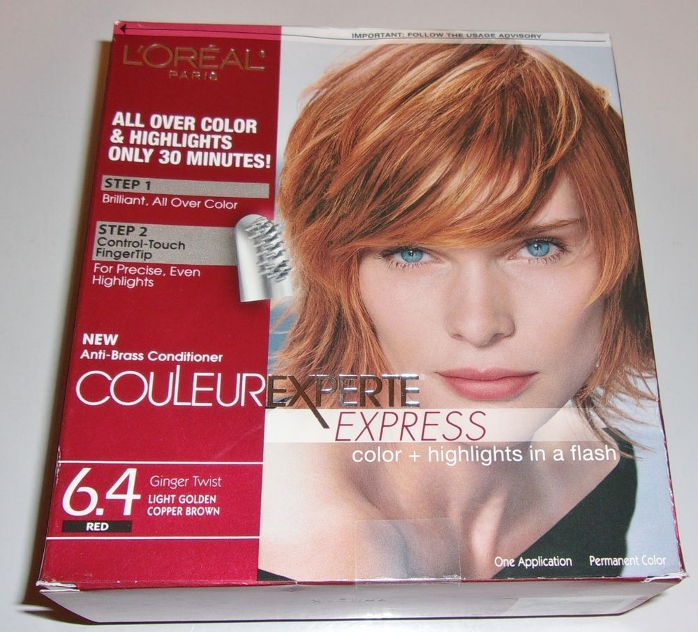 Loreal Couleur Experte Express Hair Color Highlights Kit 64