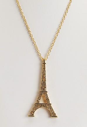 Eiffel Tower Necklace Paris Jewelry Favorite Jewelry Cute Jewelry