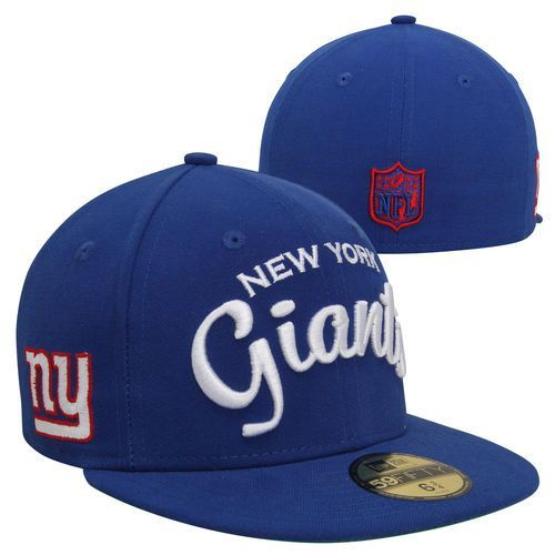 New Era New York Giants City Arch 59FIFTY Fitted Hat - Royal Blue ... 828cd776ac6