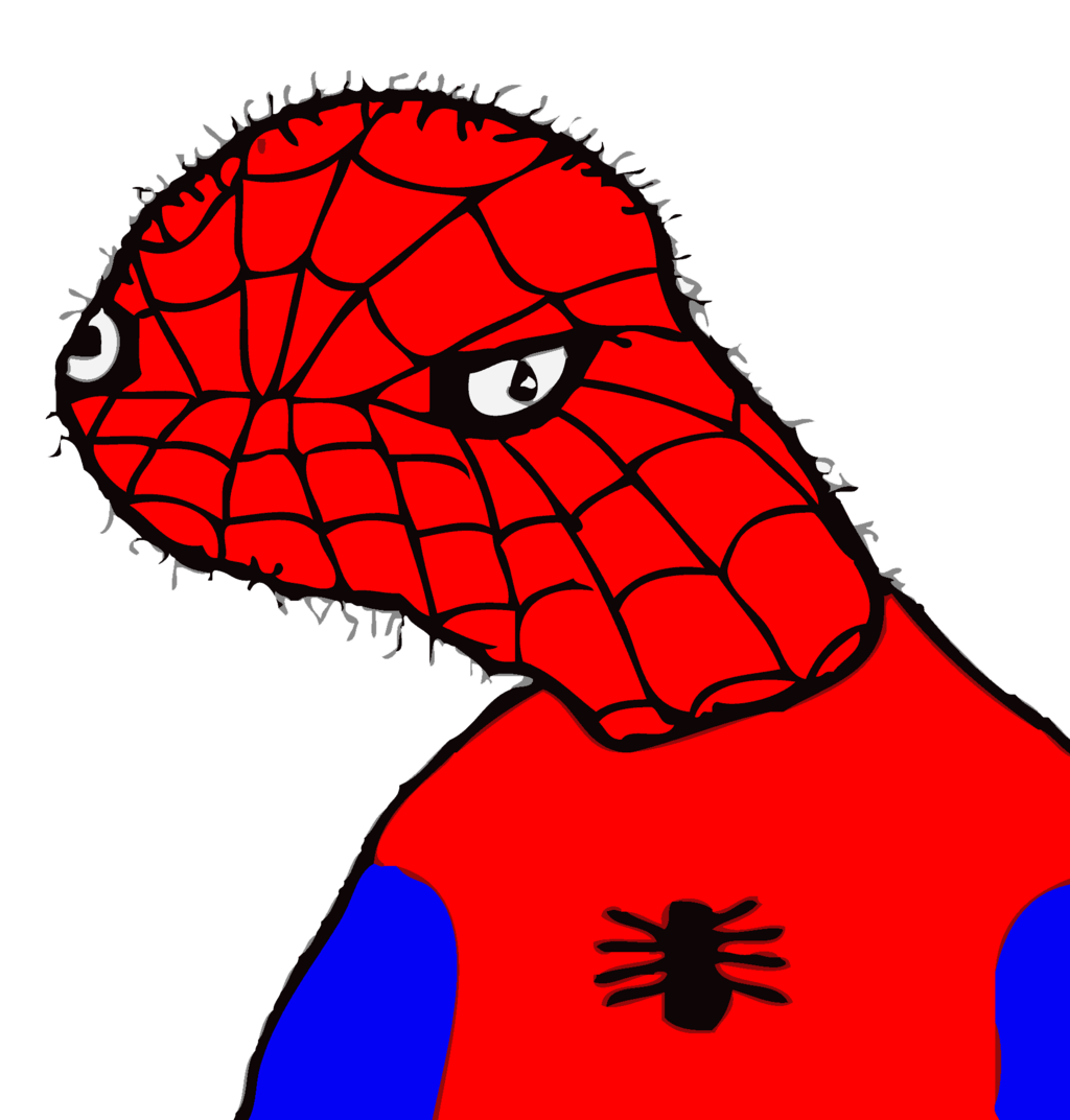 Spoderman by on