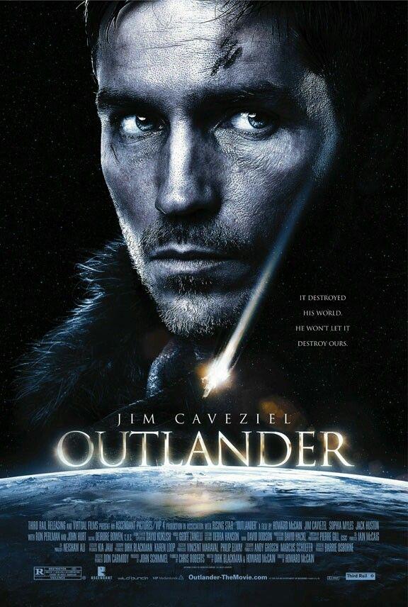 Outlander Movie Poster Jim Caviezel Outlander Watch Outlander