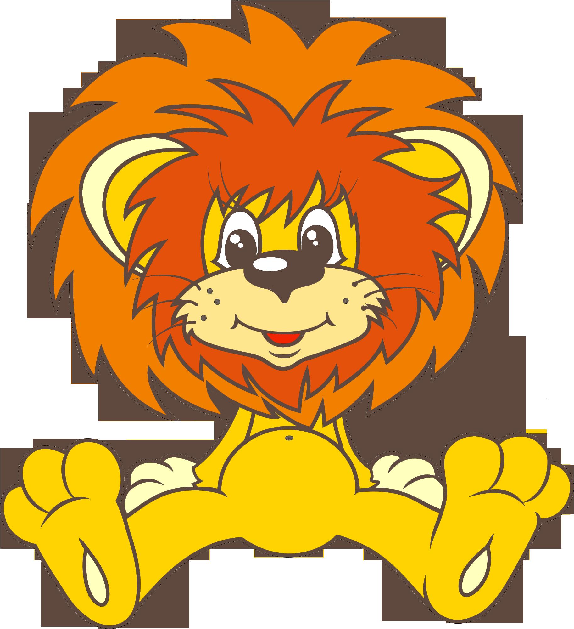 Львенок картинки из мультфильма