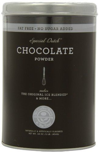 The Coffee Bean Tea Leaf No Sugar Added Chocolate Powder 16ounce Containers Pack Of 3 Visit The Image Link More Chocolate Powder Coffee Beans Vanilla Drinks