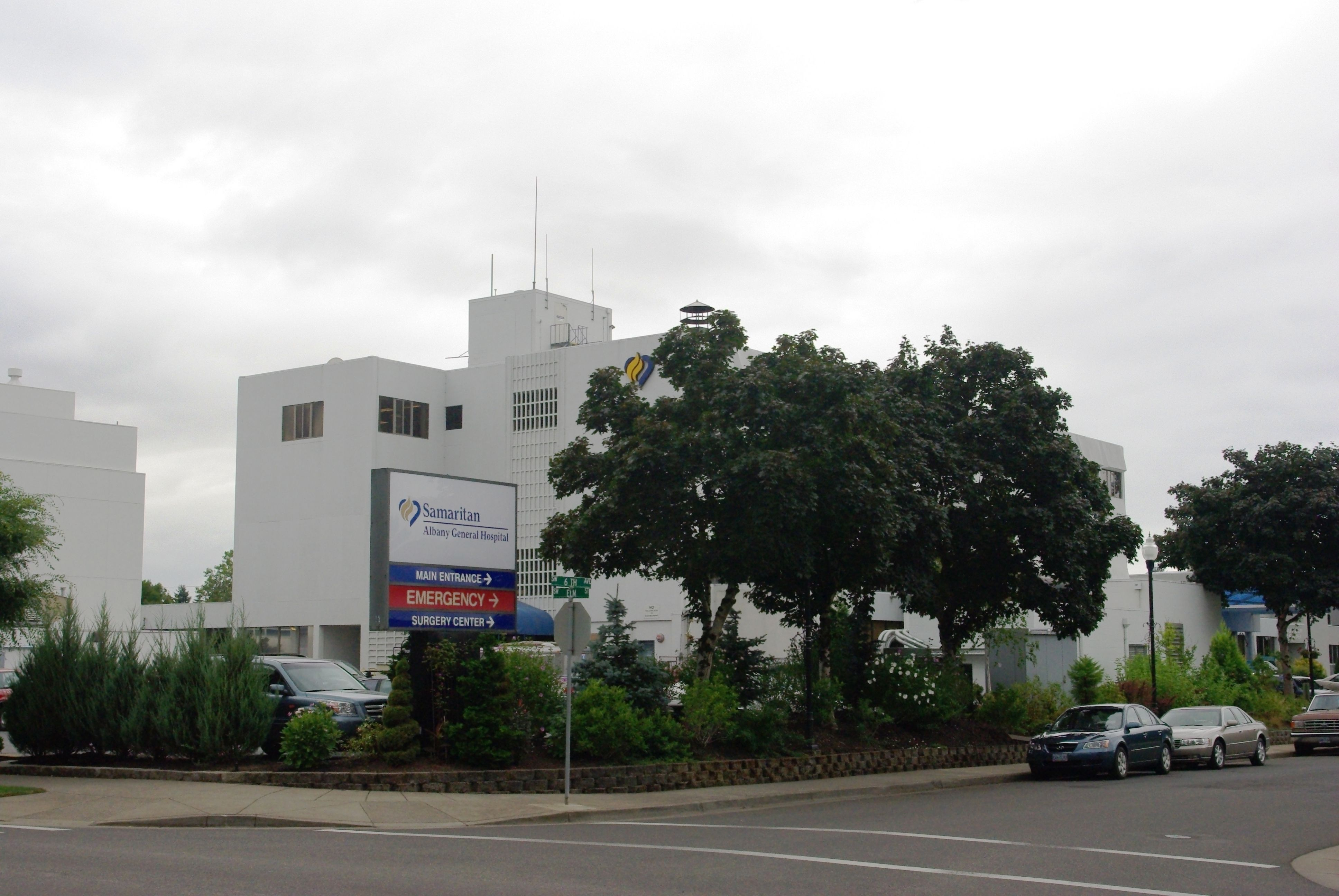 Albany General Hospital in Albany, OR