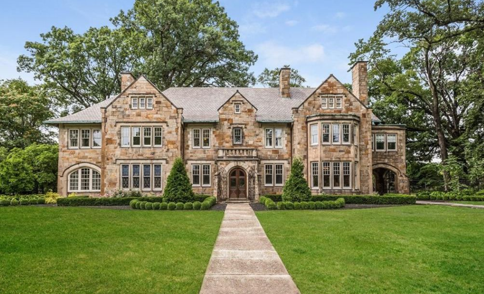 Historic Stone Mansion In Detroit MI For $1 Million FLOOR PLANS