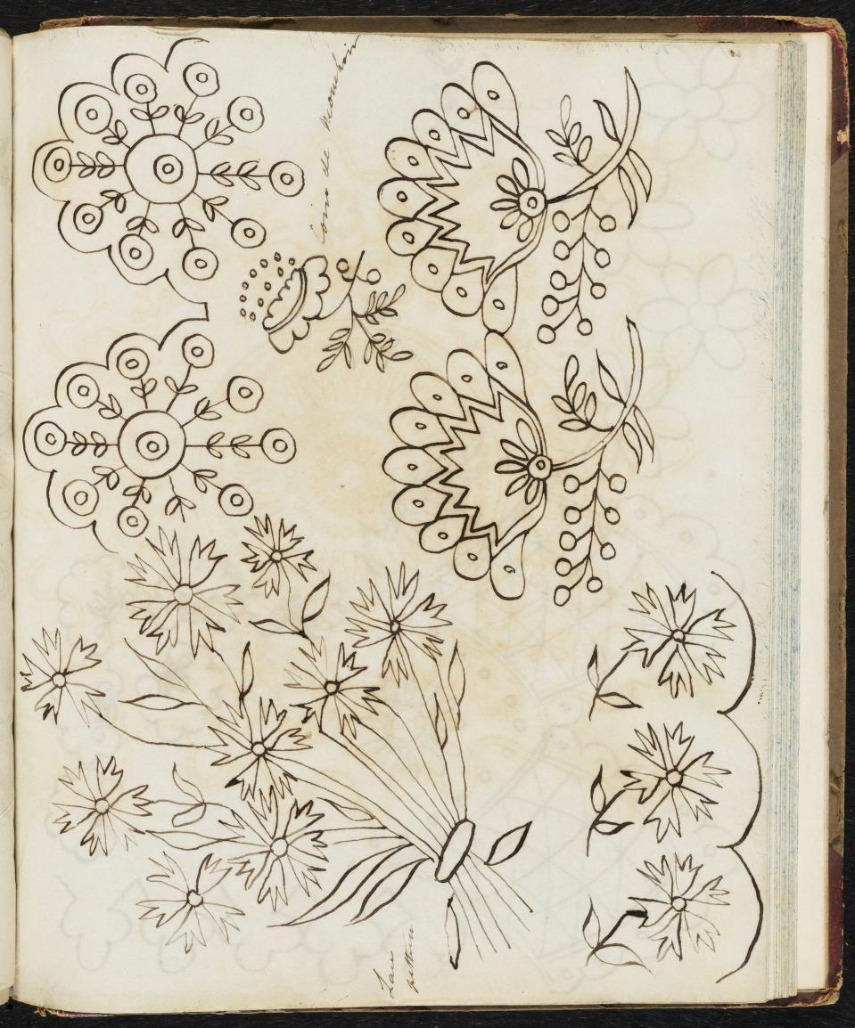 Pin de ailove en Embroidery design collection   Pinterest   Plantas