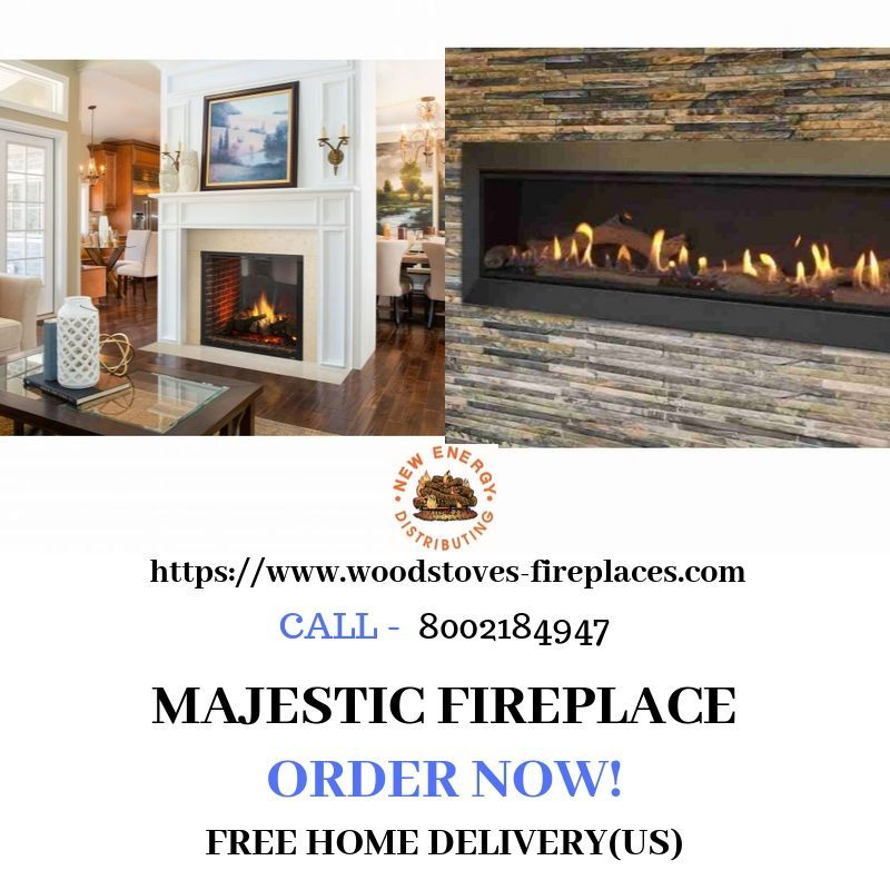 Want To Buy The Best Majestic Fireplace Online Then With New